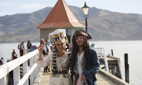 Pastafarian Wedding