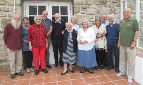 Farewell to Peter and Barbara