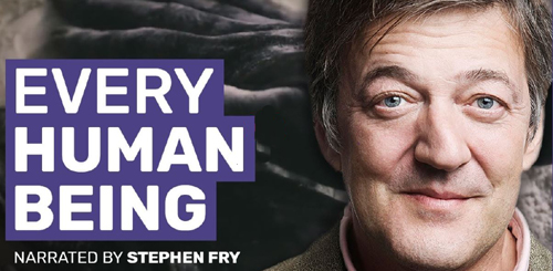 Stephen Fry on Humanism